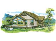 Main image for house plan # 7221