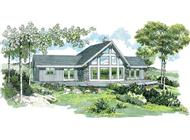 Main image for house plan # 7238