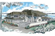 Main image for house plan # 7234