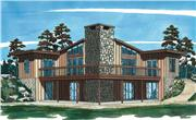 View house Plan#167-1378