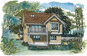View house Plan#167-1395
