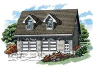 Main image for house plan # 7397