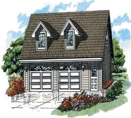 House Plan #167-1398