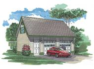 Main image for house plan # 7448