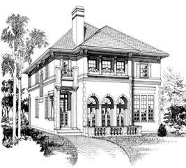 House Plan #167-1482