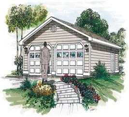 House Plan #167-1490