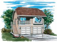 Main image for house plan # 7394