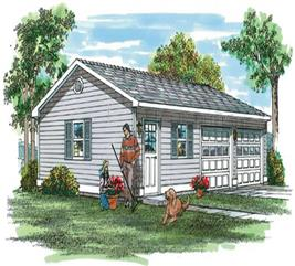 House Plan #167-1518