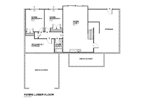 Free home plans ranch homeplans walk out basement for Homplans