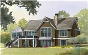 View house Plan#168-1035