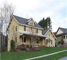 House Plan #168-1069
