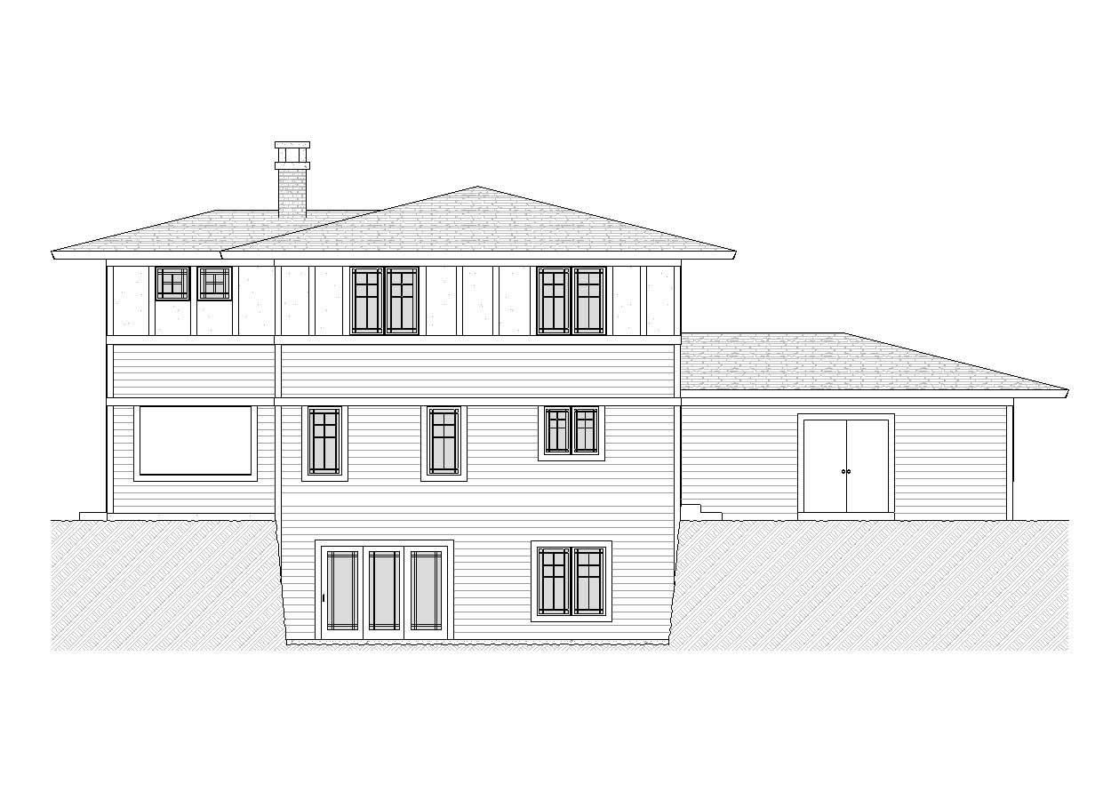 Prairie house plan 168 1074 3 bedrm 2412 sq ft home plan for 1235 s prairie floor plans