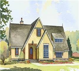 House Plan #168-1076
