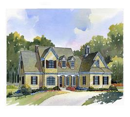 House Plan #168-1090