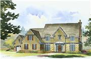 View house Plan#168-1092