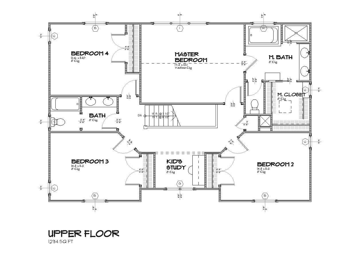 floor plan for a house shingle homeplans home design reston 8921