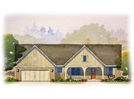 This is an artist's rendering of these classy Ranch Homeplans