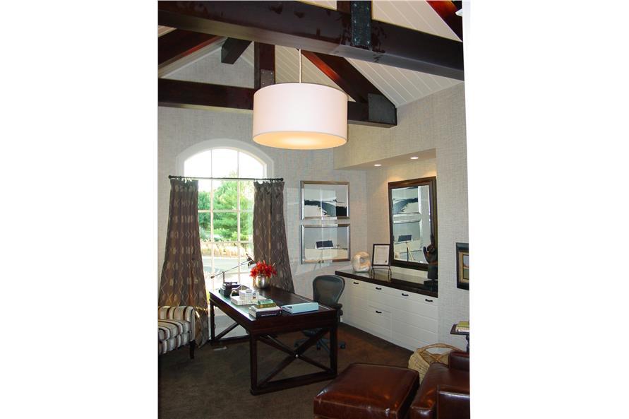 168-1104: Home Interior Photograph