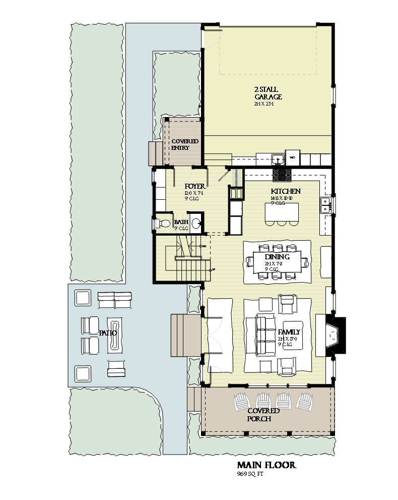 cottage house plan 168 1125 3 bedrm 2153 sq ft home