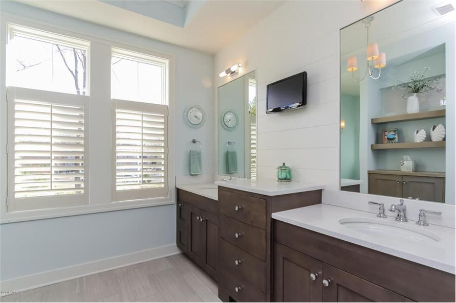 Bathroom of this 4-Bedroom,3552 Sq Ft Plan -3552
