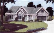 View house Plan#169-1000