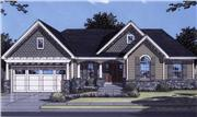 View house Plan#169-1003