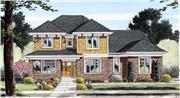 View house Plan#169-1006