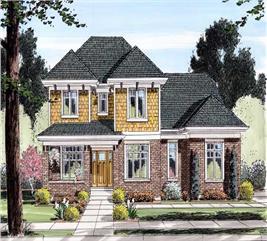 House Plan #169-1006