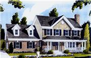 View house Plan#169-1009