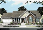 View house Plan#169-1014