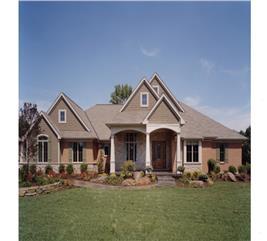 House Plan #169-1016