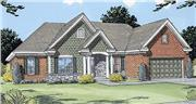 View house Plan#169-1017