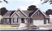 View house Plan#169-1018