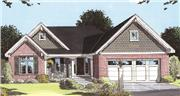 View house Plan#169-1021