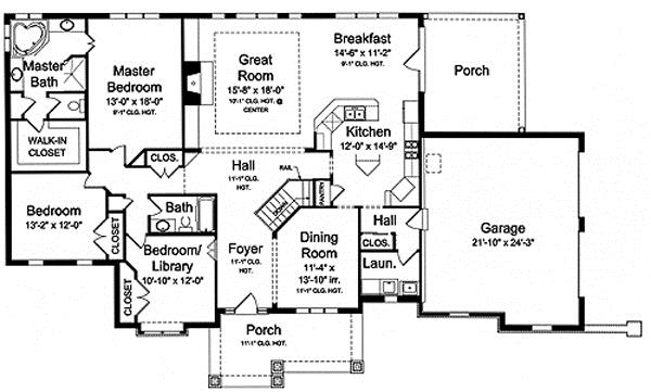 169-1022 house plan main image