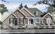 View house Plan#169-1026