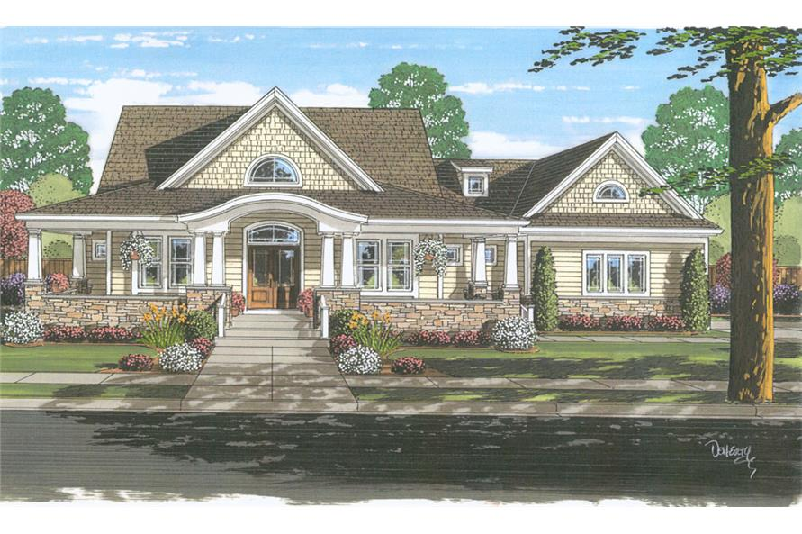 Cape Cod House Plan 1691035 4 Bedrm 1776 Sq Ft Home