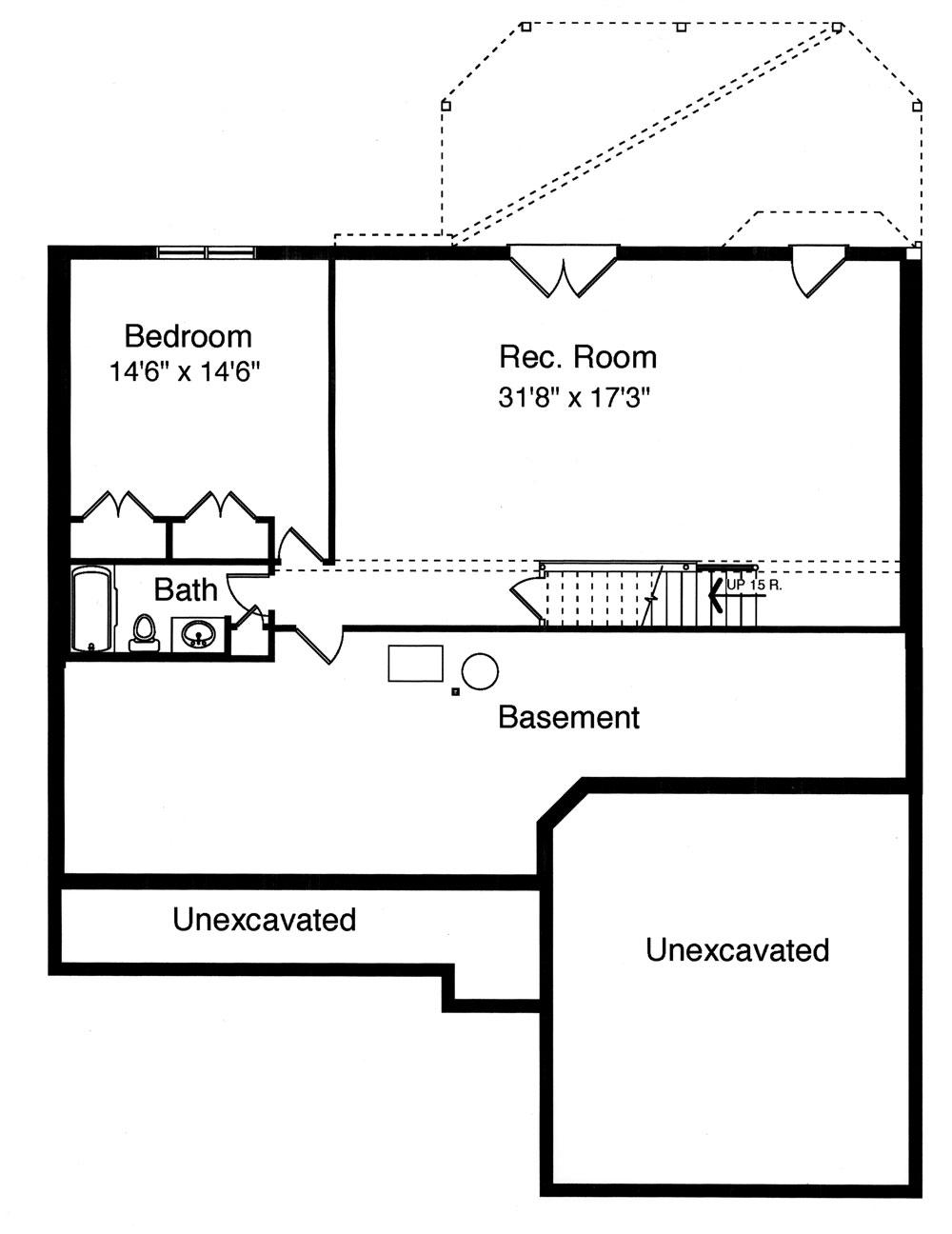 Free Home Plan 1014 Sq Best Design Idea