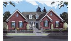 View New House Plan#169-1074