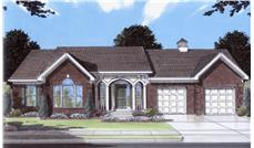 View New House Plan#169-1077