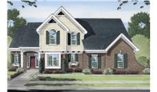 View New House Plan#169-1085