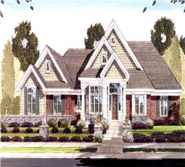 House Plan #169-1092