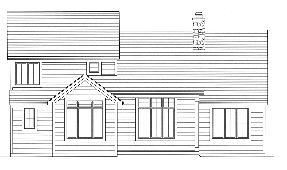 Craftsman House Plan 169 1100 4 Bedrm 2167 Sq Ft Home