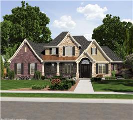 House Plan #169-1106