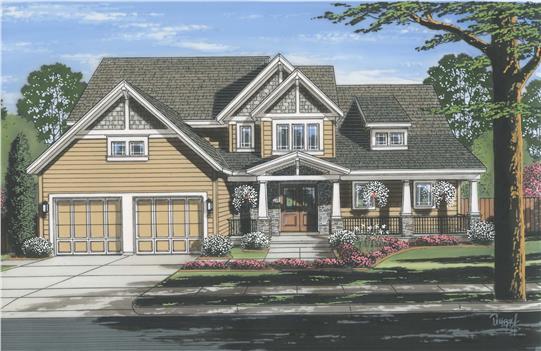 House Plan #684