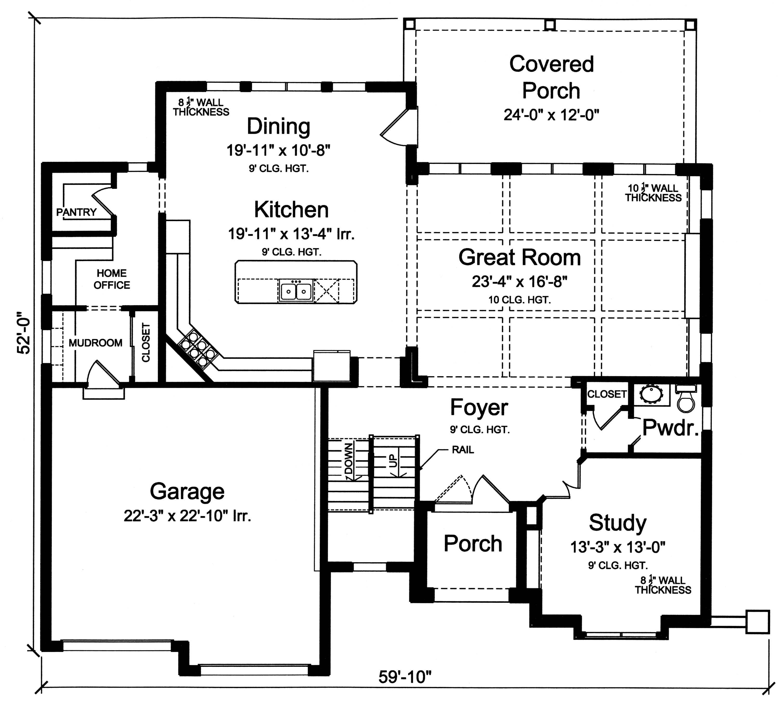 Luxury house plan 169 1120 4 bedrm 3287 sq ft home for 1120 westchester place floor plan