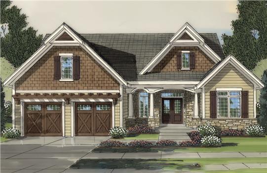House Plan #SRD 533
