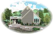 View house Plan#170-1031