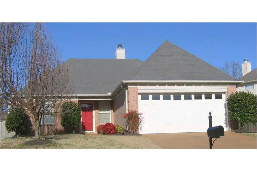 Color Photo to this house plan