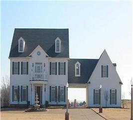 House Plan #170-1081